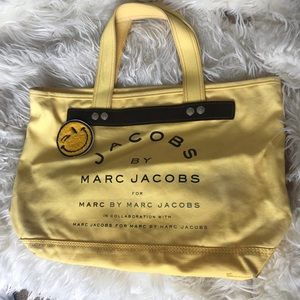 Marc by Marc Jacobs handbag in yellow